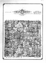 Maple Ridge Township, Isanti County 1914