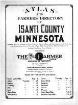 Title Page, Isanti County 1914