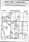 Sand Lake T148N-R26W, Itasca County 1993 Published by Farm and Home Publishers, LTD
