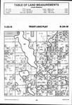 Trout Lake T55N-R24W, Itasca County 1993 Published by Farm and Home Publishers, LTD