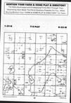 Fourth Principal Extended T59N-R23W, Itasca County 1993 Published by Farm and Home Publishers, LTD