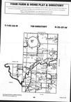 Map Image 168, Itasca County 1993 Published by Farm and Home Publishers, LTD
