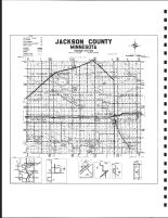 Jackson County - Highway Map, Jackson County 1990