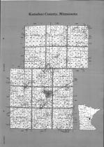 Index Map, Kanabec County 1992