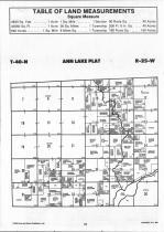 Map Image 007, Kanabec County 1992