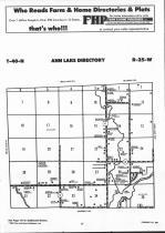 Map Image 009, Kanabec County 1992