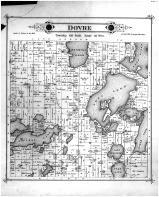 Dovre Township, Florida Lake, Kandiyohi County 1886