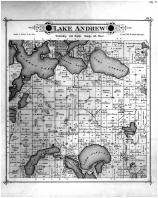 Lake Andrews Township, Norway Lake, Kandiyohi County 1886