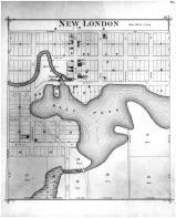 New London, Kandiyohi County 1886