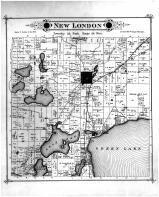 New London Township, Green Lake, Kandiyohi County 1886