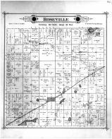 Roseville Township, Russell, Kandiyohi County 1886