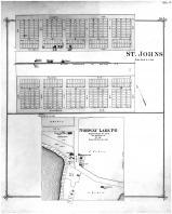 St Johns, Norway Lake PO, Kandiyohi County 1886