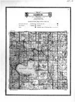 Harrison Township, Diamond Lake, Atwater Beach, Sperry Lake, Kandiyohi County 1915
