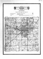 Willmar Township, Foot Lake, Kandiyohi County 1915