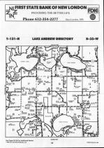 Lake Andrew T121N-R35W, Kandiyohi County 1992