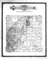 Arveson Township, Twin Lakes, Park PO, Kittson County 1912