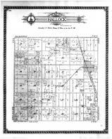 Hallock Township, Kittson County 1912
