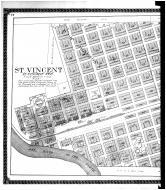 St. Vincent, Bronson, Halma - Left, Kittson County 1912