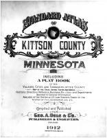 Title Page, Kittson County 1912