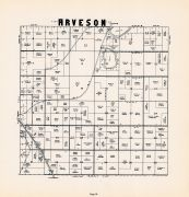 Arveson Township, Kittson County 1952