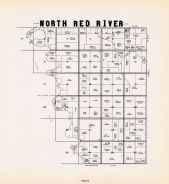 North Red River Township, Kittson County 1952