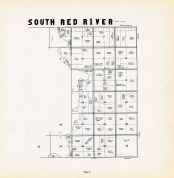 South Red River Township, Kittson County 1952