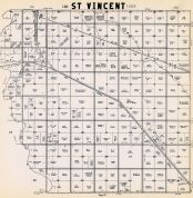 St Vincent Township, Kittson County 1952