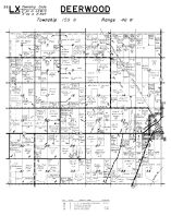 Deerwood Township, Kittson County 1959