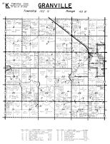 Granville Township, Kittson County 1959