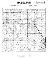 Hazelton Township, Kittson County 1959