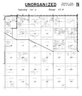 Township 162 N. Range 45 W., Kittson County 1959