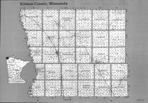 Index Map, Kittson County 1992