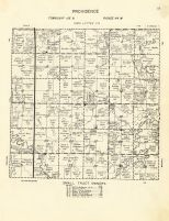 Providence, Lac Qui Parle County 1962