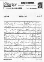Arena T118N-R45W, Lac Qui Parle County 1992