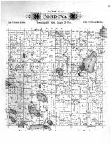 Cordova Township, Lake Gorman, Le Sueur County 1898