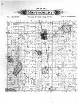 Montgomery Township, Doyle PO, Le Sueur County 1898