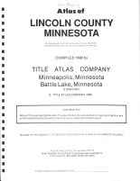 Title Page, Lincoln County 1990