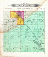 Lake Marshall, Lyon County 1902