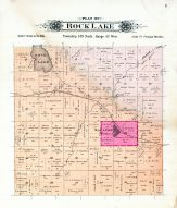 Rock Lake, Lyon County 1902