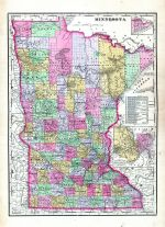 State Map, Lyon County 1902