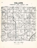 Vallers Township, Lyon County 1961