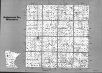 Index Map, Mahnomen County 1992 Published by Farm and Home Publishers, LTD