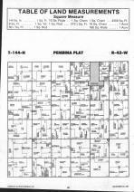 T144N-R42W, Mahnomen County 1992 Published by Farm and Home Publishers, LTD