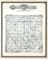 New Maine Township, Marshall County 1928