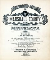 Title Page, Marshall County 1928
