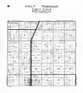 Holt Township, Marshall County 1941