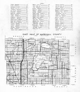 Marshall County East, Marshall County 1941