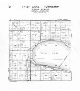 Thief Lake Township, Thief Lake, Marshall County 1941