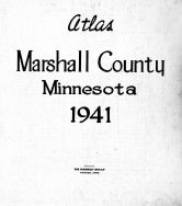 Title Page, Marshall County 1941