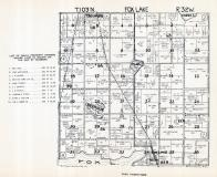 Fox Lake Township, Martin County 1940c